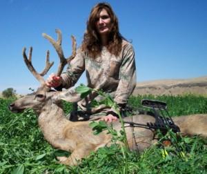 Ronda's First Buck