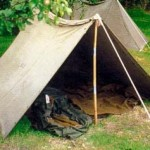 US Army Surplus Put Tent